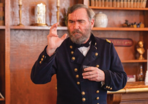 Unconditional Surrender: A Visit With Ulysses S Grant @ Mulberry Center Church | Webster City | Iowa | United States